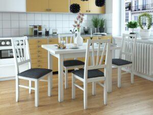 Set masa cu 4 scaune Franta+Paris