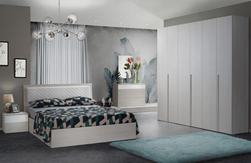 Dormitor Sefura Olmo, din PAL