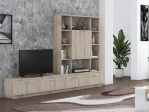 Living Torino, knlondike, 240x155x33 cm