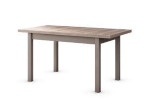 Masa living Max5 S, sonoma, extensibila 120/150 cm, lemn masiv de pal/fag