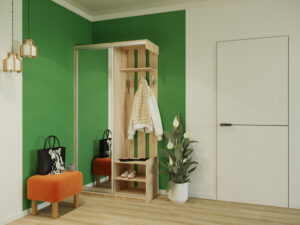Garderoba Piotr, sonoma, 210x110x45 cm