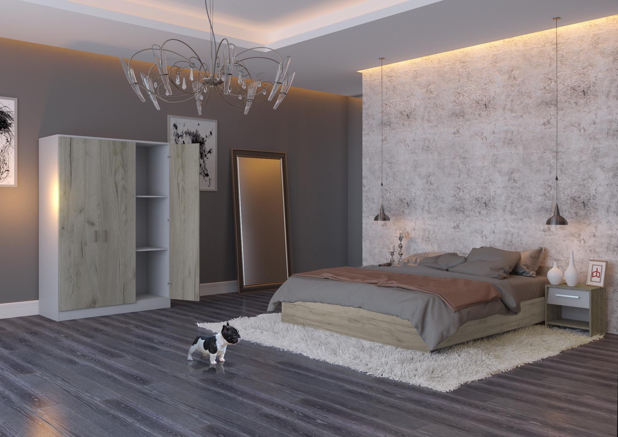 Dormitor GEORGIANA