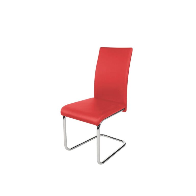 Scaun bucătărie S-50 roșu