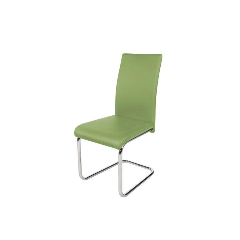 Scaun bucătărie S-50 verde