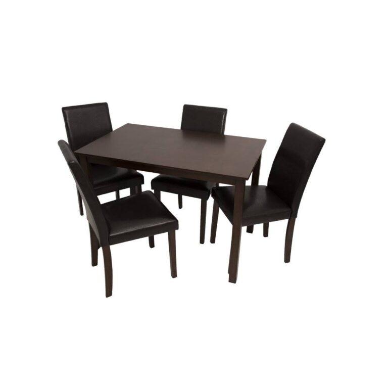 Set masă cu scaune MBS-22 OAK